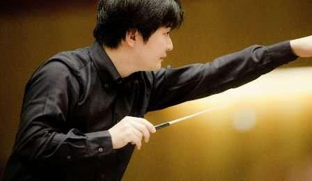 Kazuki Yamada Orchestre Philhamonique de Monte Carlo Cover