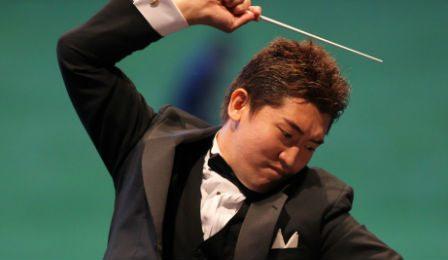 Keitaro Harada Cincinnati Symphony Associate Conductor Cover