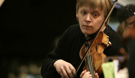 Pekka Kuusisto Saint Paul Chamber Orchestra Cover