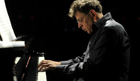 Philip Glass Glenn Gould Prize Laureate Cover