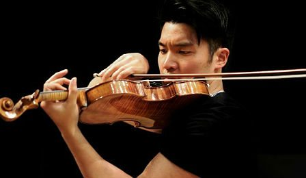 Ray Chen Jury Menuhin Competition London Cover