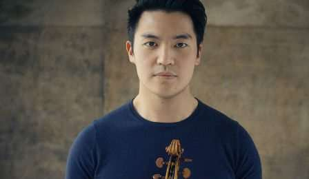 Ray Chen Violin Violinist Sibelius Concerto Cover