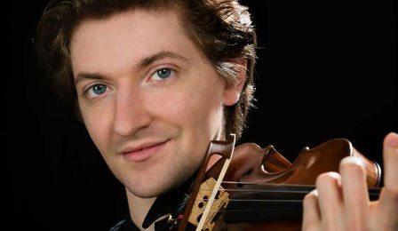 Robin Scott Ying Quartet 1st Violinist Cover