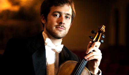 AJ Alan Niiles Berlin Philharmonic Viola San Diego Cover
