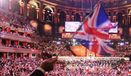 BBC Proms Record Ticket Sales London Festival Cover