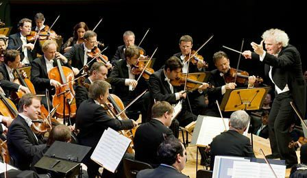 Berlin Philharmonic Fail Elect New Music Director Cover