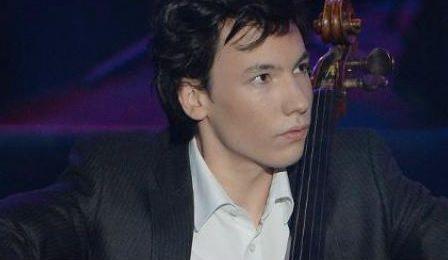 Edgar Moreau Cello Arthur Waser Career Bursary Cover