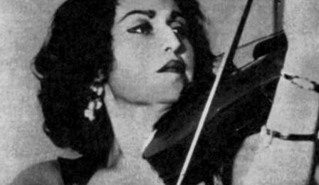 Ida Haendel Sibelius Violin Concerto Youtube Cover