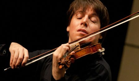 Joshua Bell IMG Park Avenue Artists Cover