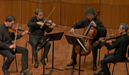 Leipzig Quartet Conrad Muck Stefen Arzberger Cover