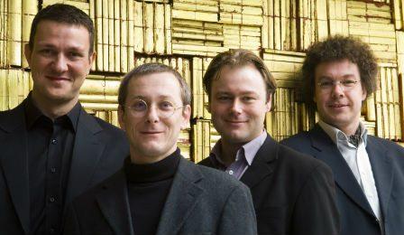 Leipzig Quartet Stefan Arzberger New York Cover