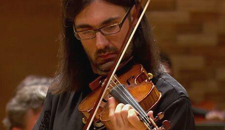 Leonidas Kavakos Prokofiev Violin Concerto Mariinsky Cover