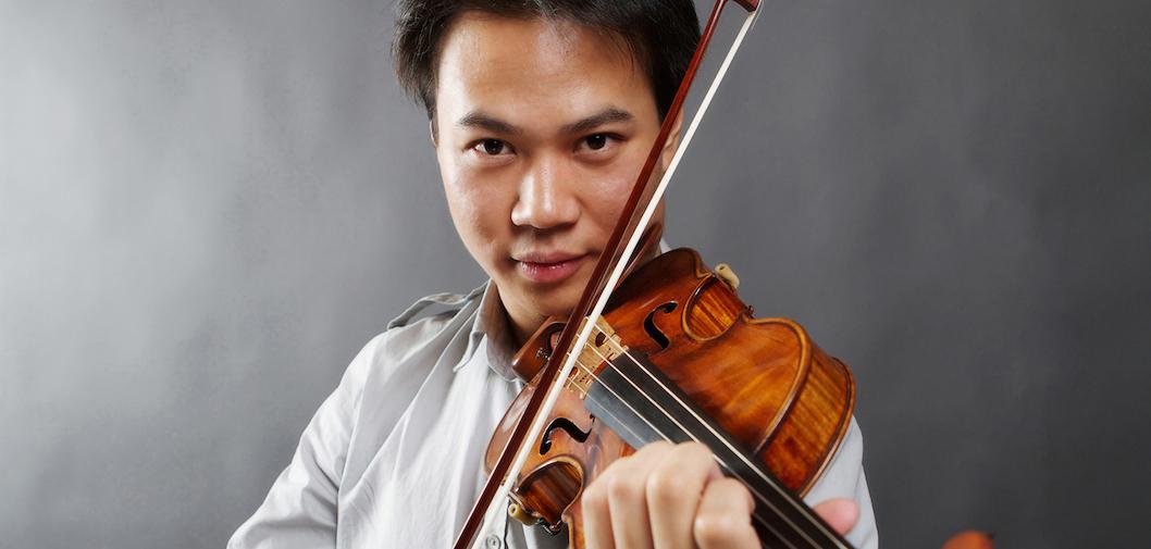 VC WEB BLOG | Violinist Chloë Hanslip - Life Lessons You