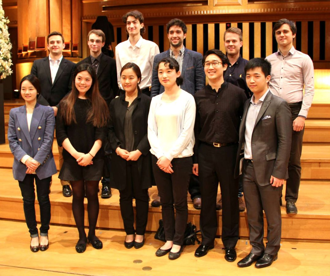 Queen Elisabeth Competition Finalists