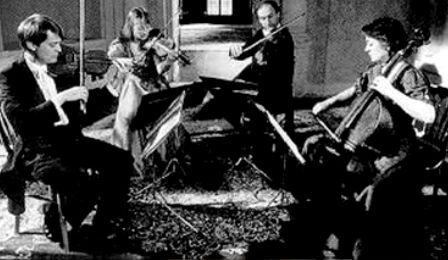 Saloman String Quartet Trevor Jones Obituary Died Cover