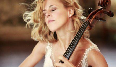 Sol Gabetta Dresden Philharmonic Artist in Residence Cover