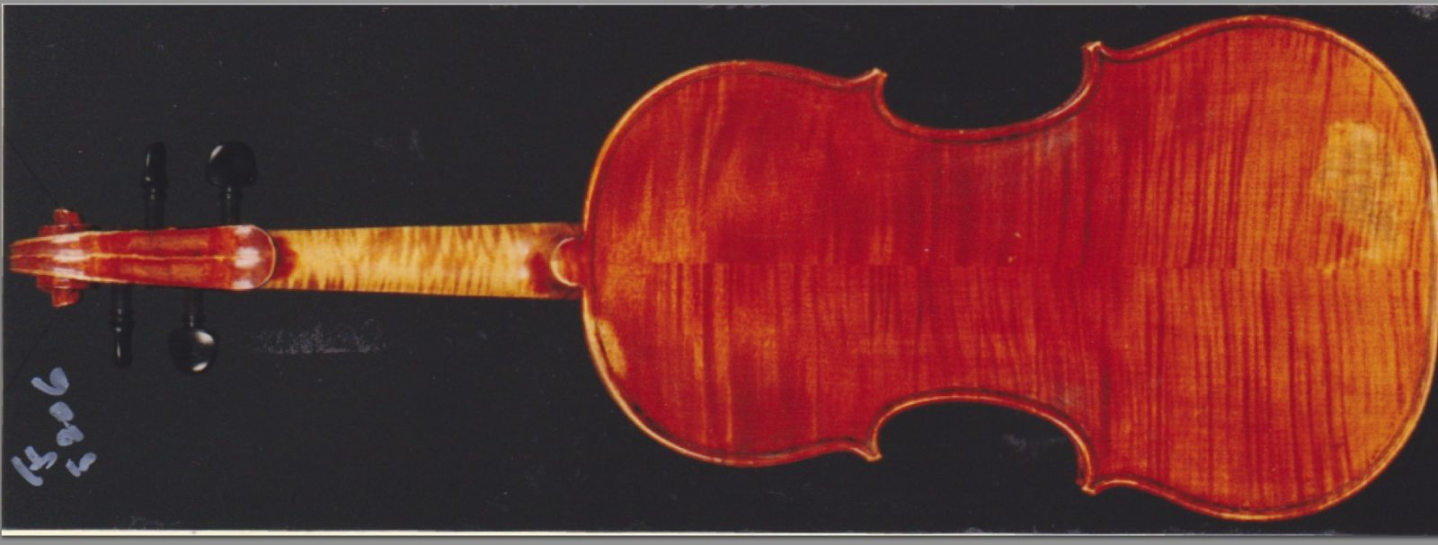 Stolen Violin Georgetown Washington Gaetano Sgarabotto