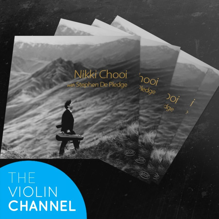 Nikki Chooi Album Ravel CD Prokofiev