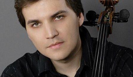 Alexander Buzlov Tchaikovsky Cello Competition Cover