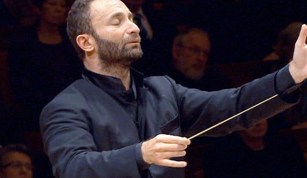 Kirill Petrenko Berlin Philharmonic Conductor Cover