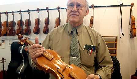 Peter Paul Prier Obituary Deather Died Violin Maker Cover