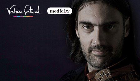 Medici TV Verbier Festival Violin Channel