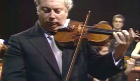 Isaac Stern Mozart Adagio Youtube Violin Cover
