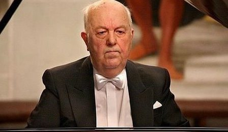 Ivan Moravec Czech Pianist Died Obituary Cover