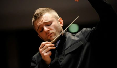 Kirill Karabits Deutsches Nationaltheater Staatskapele Weimar Cover