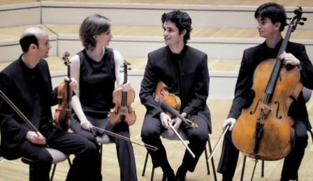 Noga String Quartet Melbourne Chamber Music Competition Cover