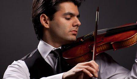 Robert Lakatos Sarasate Violin Competition Cover