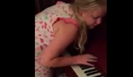 Sleep Walking Piano Pianist Girl New Zealand Youtube Cover