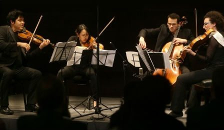 Verona String Quartet Melbourne Chamber Music Cover