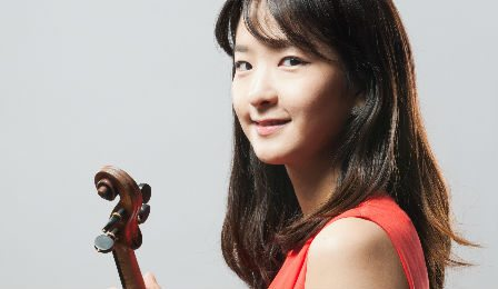 Yoo Jing Jang Violin Violinist New England Cover