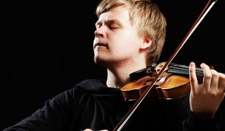 Australian Chamber Orchestra Collective Artist Director Pekka Kuusisto Cover