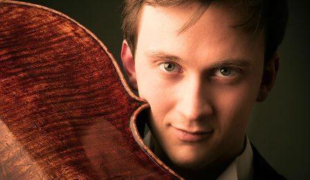 Benedict Kloeckner Rachmaninoff Cello Cover