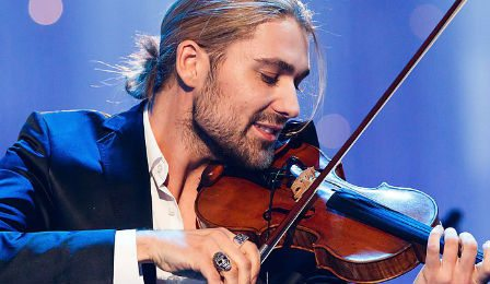 David Garrett Proms in the Park Withdraw London Cover