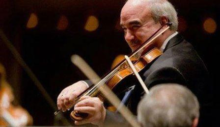 Glenn Dicterow Bruch Violin Concerto New York Philharmonic Cover