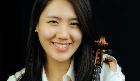 Hyobi Sim viola violist St Paul Chamber Orchestra Cover