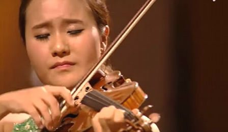 Ji Young Lim Brhams Queen Eliasabeth Violin Competition Cover