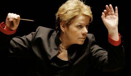 Marin Alsop Graduate Conducting Peabody Instiute Cover