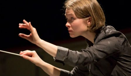 Mirga Gražinytė-Tyla LA Philharmonic Assistant Conductor Cover