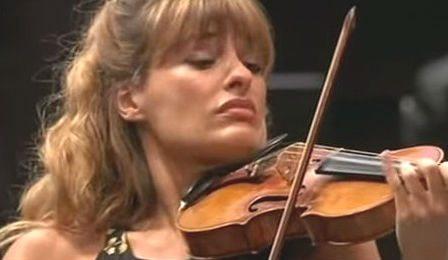 Nicola Benedetti Korngold Concerto Proms Cover