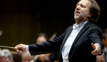 Riccardo Chailly Lucerne Festival Orchestra Cover