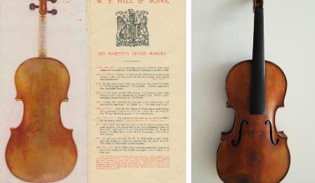 Roman Totenberg Ames Stradivarius Cover