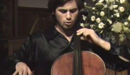 Stjepan Hauser Cello Cellist Imitations 2Cellos Cover