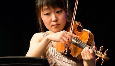 Suyeon Kang Michael Hill International Violin Competition Cover