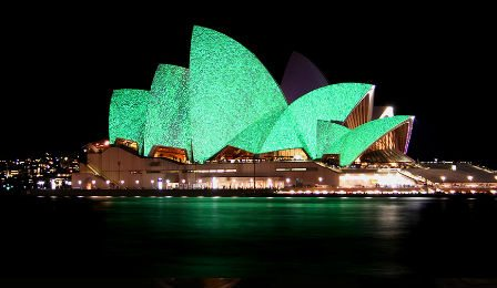 Sydney Opera House Green Environmental Rating Cover