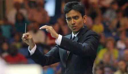 Vinay Parameswaran Associate Conductor Nashville Symphony Cover