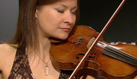 Arabella Steinbacher Mendelssohn Tchaikovsky Concerto Podcast Cover